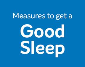 Measures to help you get good #sleep in #metropolis cities