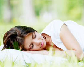 Sleep is a natural healer